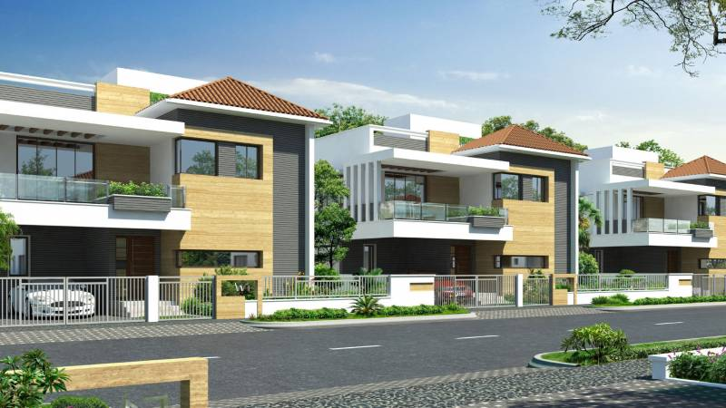 Images for Elevation of Aparna HillPark Gardenia