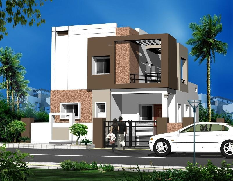 N Home Elevation Ymca : Sq ft bhk t villa for sale in panchamrit north