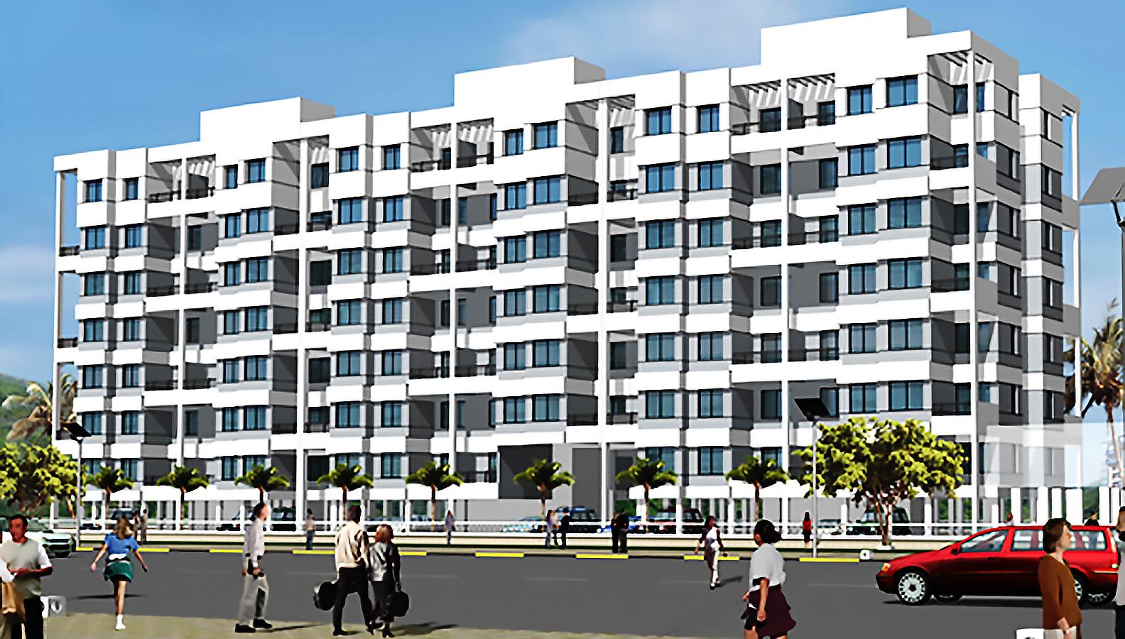 kohinoor group nano homes in ravet pune price location map gallery