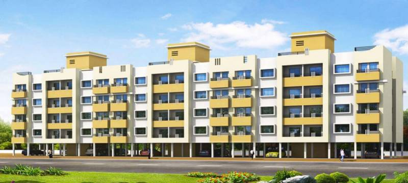 Images for Elevation of Siddhivinayak Vision Woods 1