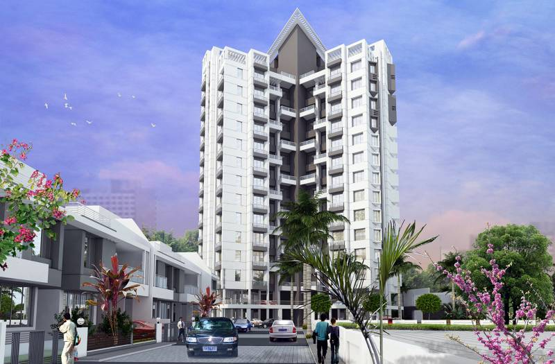 Images for Elevation of Sharada Paritosh