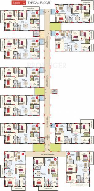 Images for Cluster Plan of RV Bhaiji Panchajanya