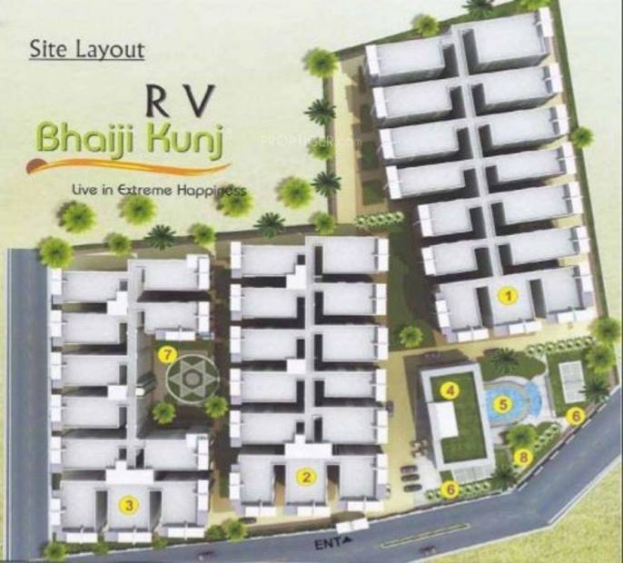 Images for Layout Plan of RV Bhaiji Panchajanya