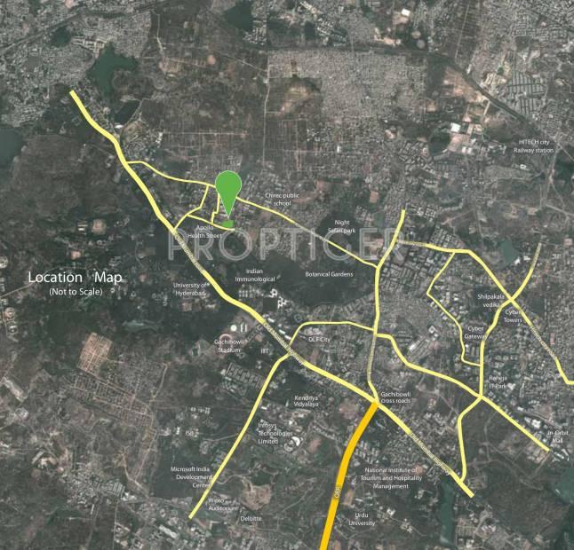 Images for Location Plan of RV Bhaiji Panchajanya