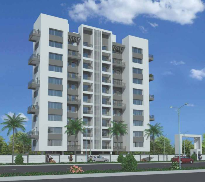 Images for Elevation of Satyam Florence