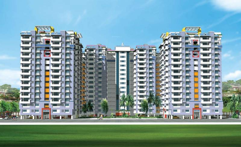 Images for Elevation of Srisairam Towers