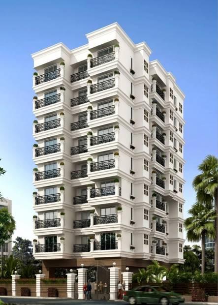 Images for Elevation of Arjun Srinivas Building