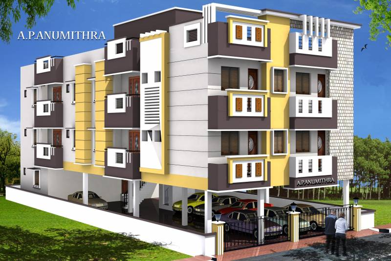 Images for Elevation of AP Anumithra