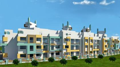 Images for Elevation of Vardhaman Group Shivam Enclave