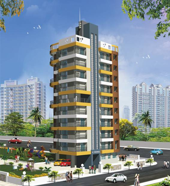 Images for Elevation of Dharti Shree Krishna Complex