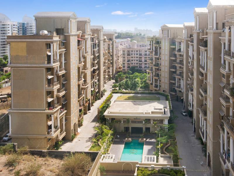 Images for Elevation of Karia Builders Indrayu Enclave II