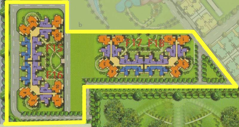 Images for Layout Plan of Amrapali O2 Valley