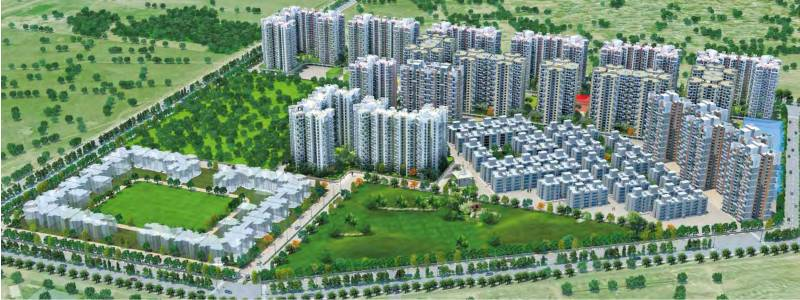 Images for Elevation of Amrapali O2 Valley