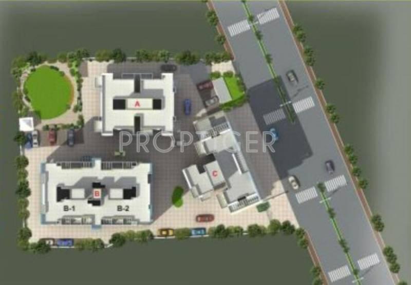Images for Layout Plan of Sanjeevani Shyamal