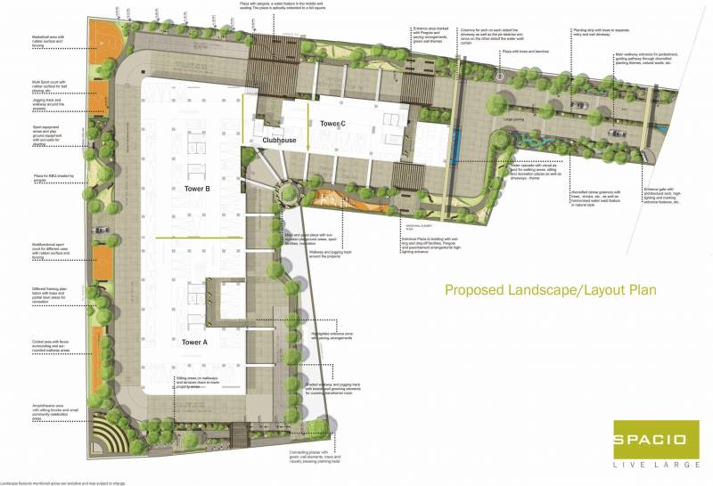 Images for Master Plan of Unishire Spacio