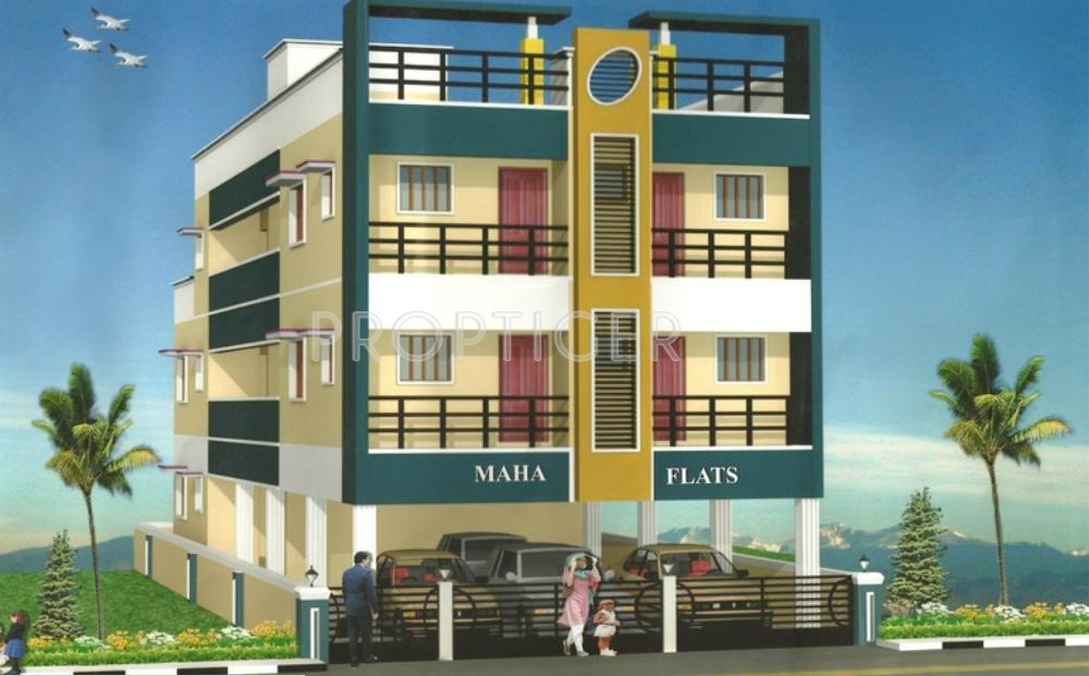900 sq ft 2 bhk 2t apartment for sale in maha flats for Apartment plans chennai