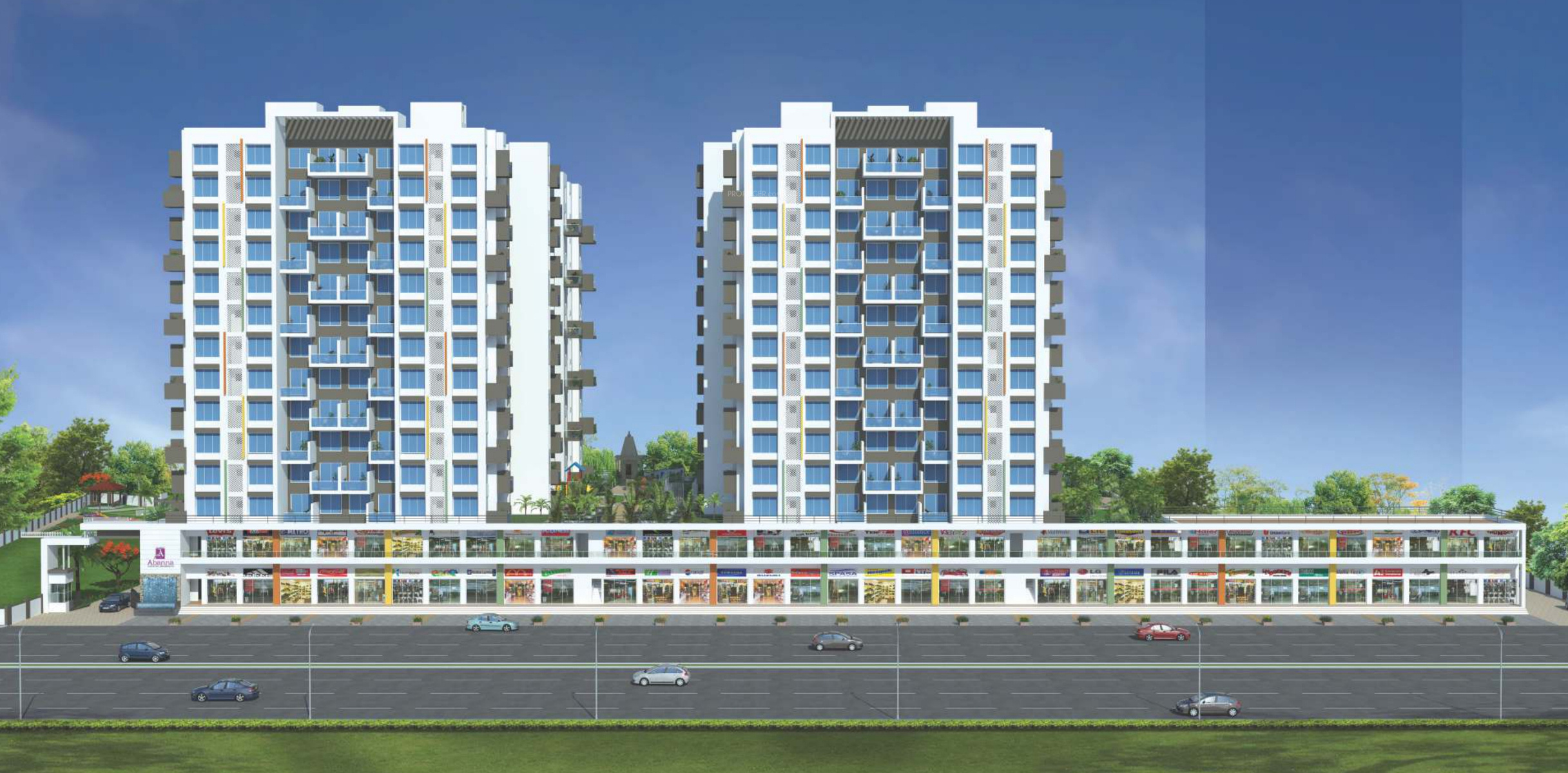 Viijcon Abanna Hinjewadi by Viijcon Properties in Pune