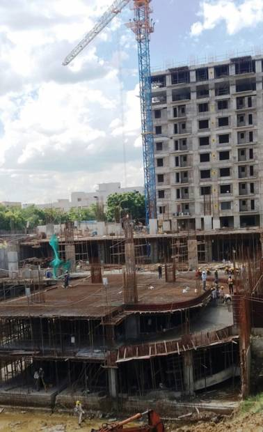 Images for Construction Status of Esthell Golden Square