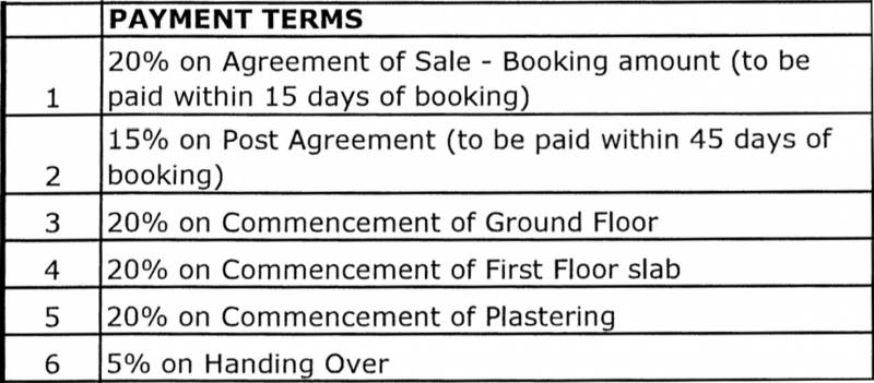 Images for Payment Plan of Golden Golden Homes III