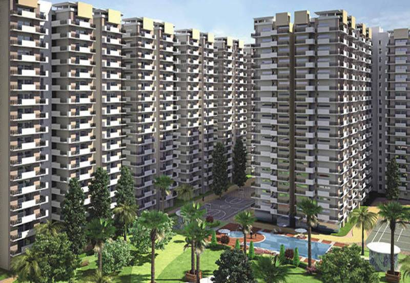 garden-city Images for Elevation of Dwarika Garden City