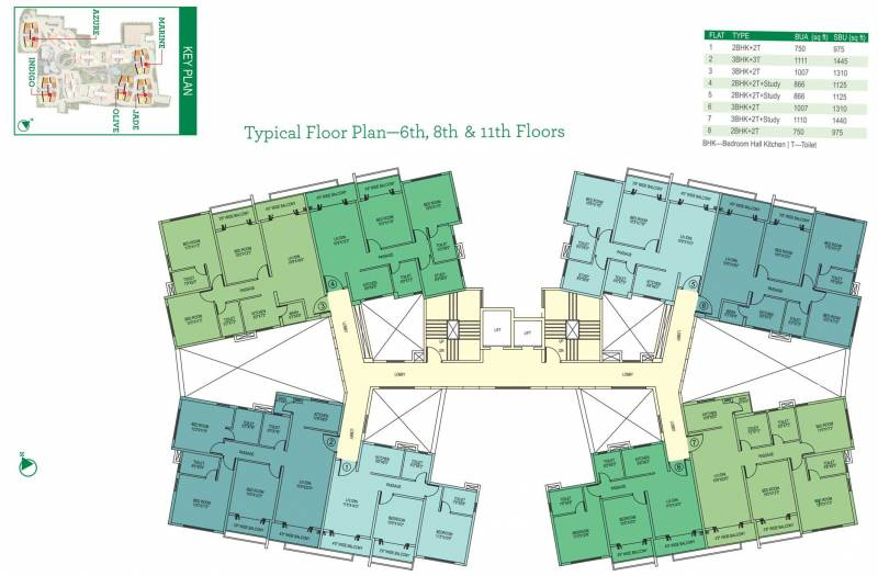 happyville Images for Cluster Plan of Siddha Happyville