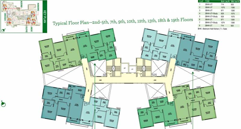 Images for Cluster Plan of Siddha Happyville