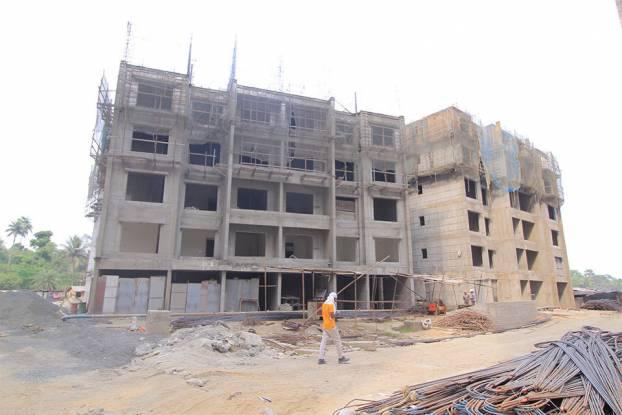 happyville Construction Status Apr-21