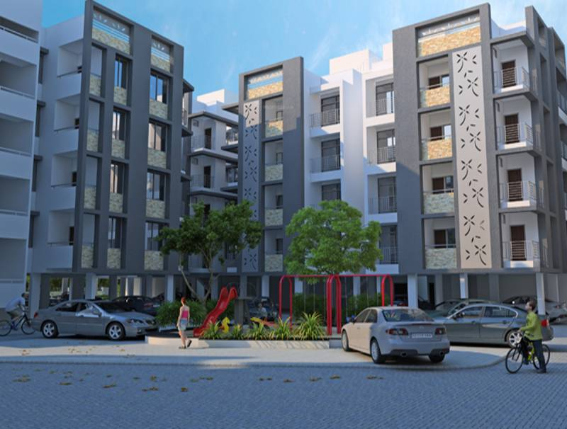 Images for Elevation of Shayona Pushp