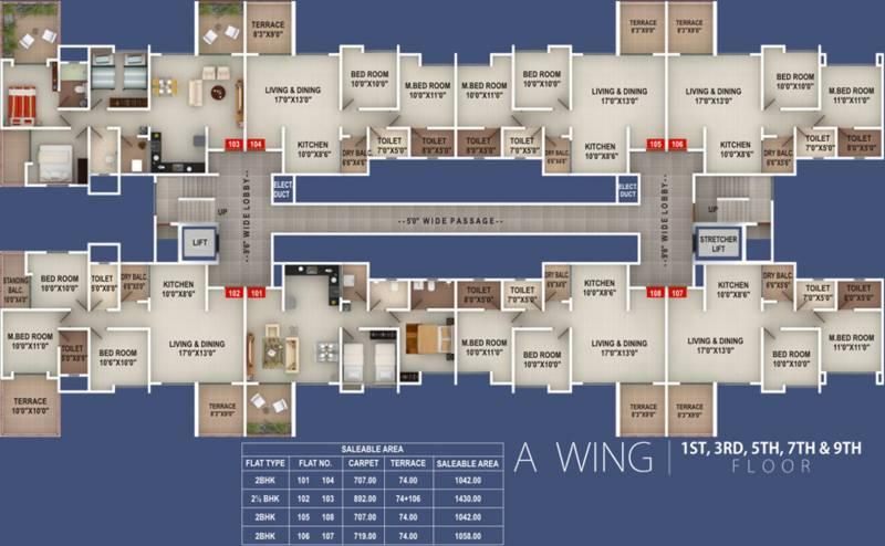 Images for Cluster Plan of Gagan Lawish