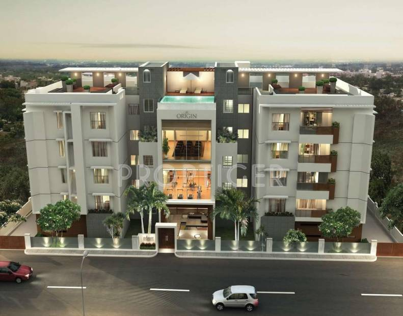 Images for Elevation of Adroit Urban Developers Origin