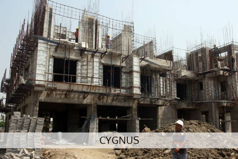 Images for Construction Status of Siddha Galaxia 2