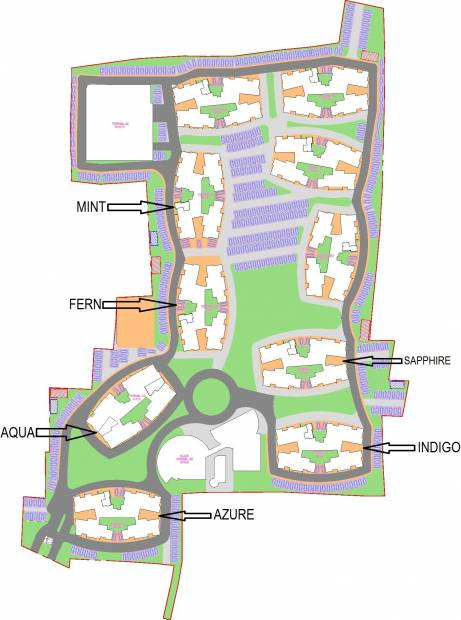 Images for Master Plan of Siddha Galaxia 2
