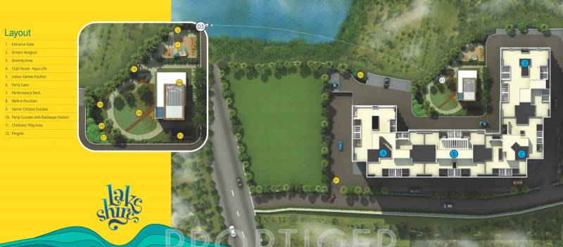 Images for Layout Plan of Guardian Lake Shire