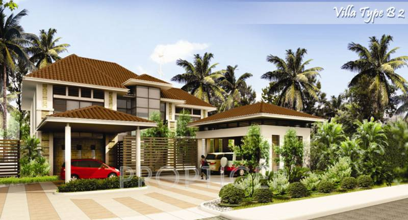Images for Elevation of Amanora Sweet Water Villa Plots