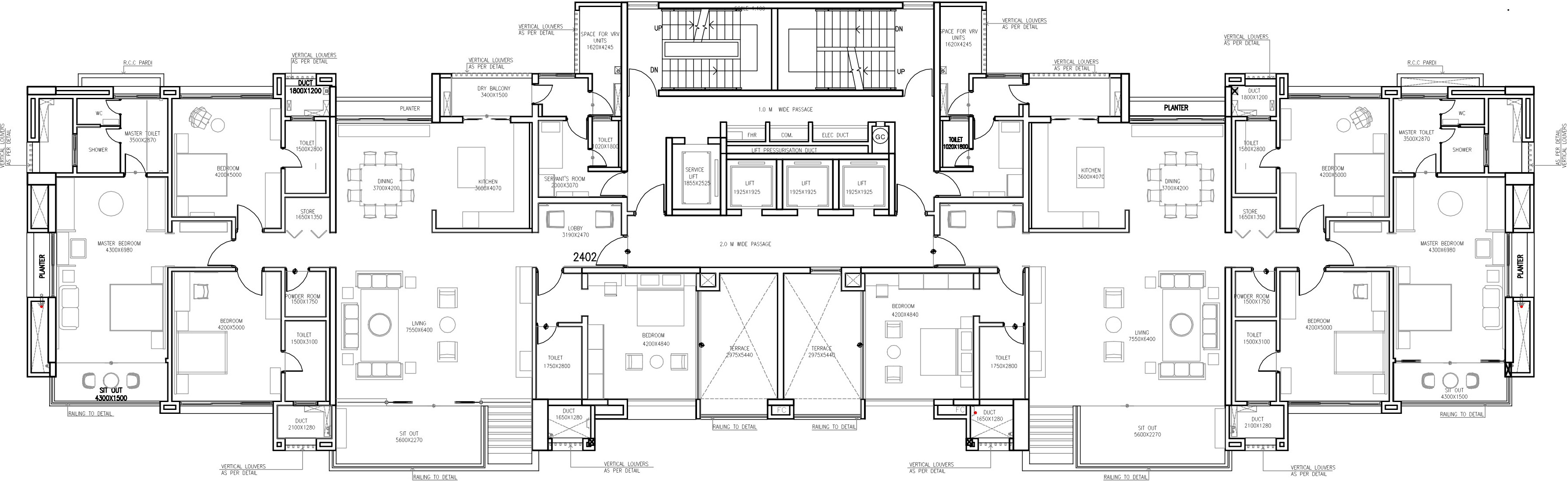 100 4000 sq ft floor plans 3800 sq ft ranch house for 4000 square feet dimensions