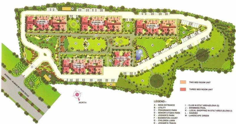 Images for Layout Plan of Kajaria Greens