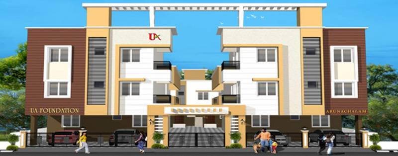 ua-foundation arunachalam Elevation