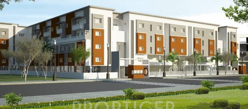 Images for Elevation of Ramaniyam Real Estates Kattima