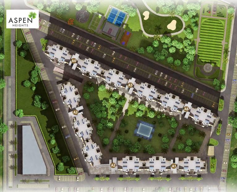 Images for Site Plan of VVA Aspen Heights