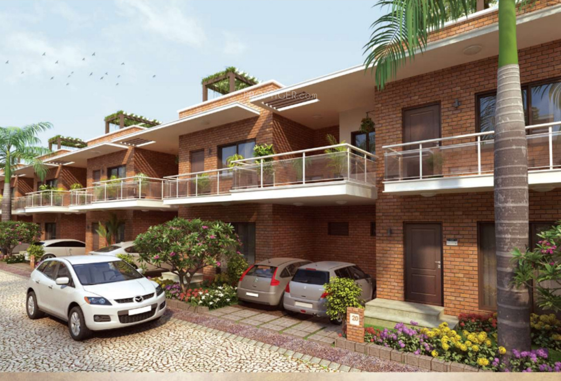 2579 sq ft 4 bhk 4t villa for sale in motzkin group park for The terrace group
