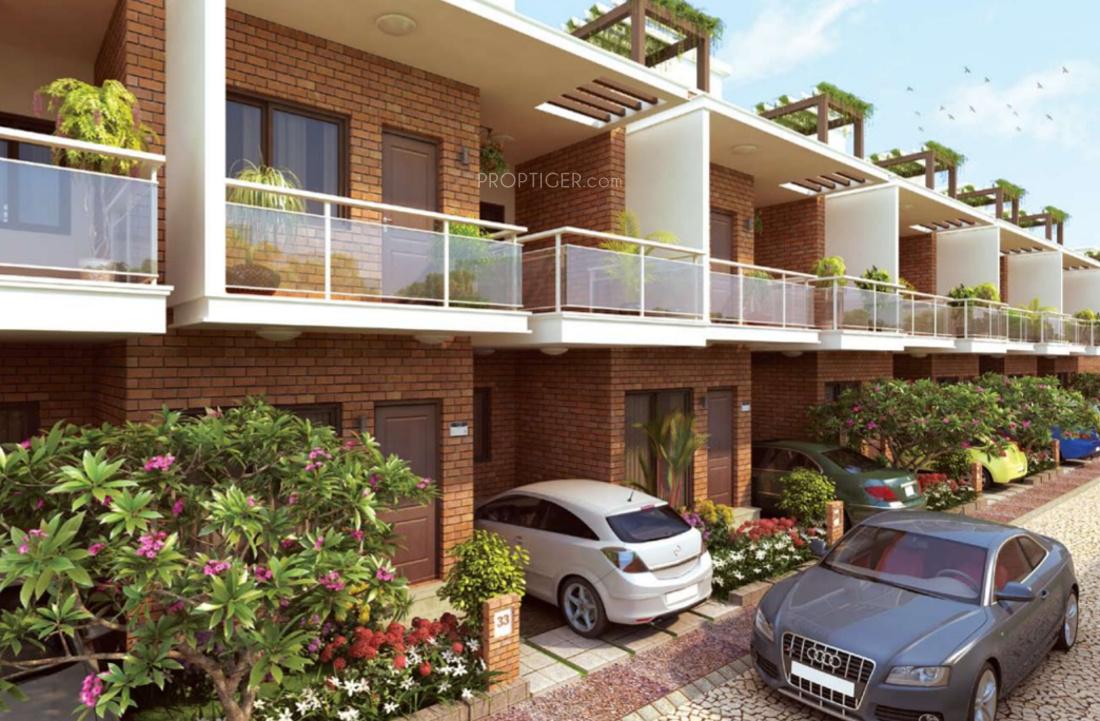 Motzkin park terrace in sarjapur bangalore price for Terrace elevation