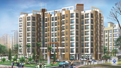 Images for Elevation of GBK Group Vishwajeet Meadows