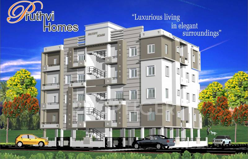 Images for Elevation of Pruthvi Homes
