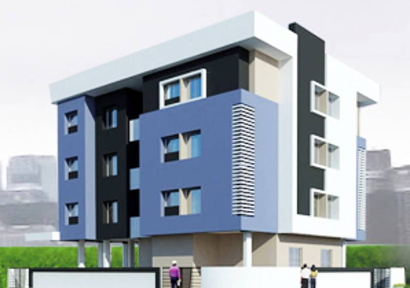 Images for Elevation of Jay Vijay Residency