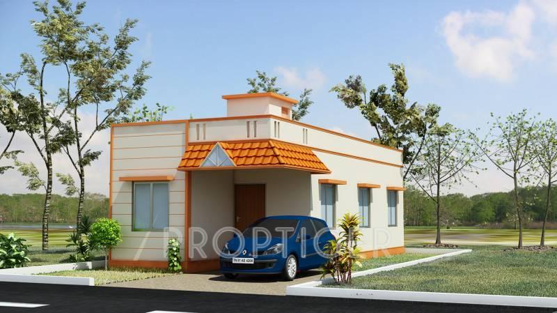 Images for Elevation of Amarprakash Suncity Villa