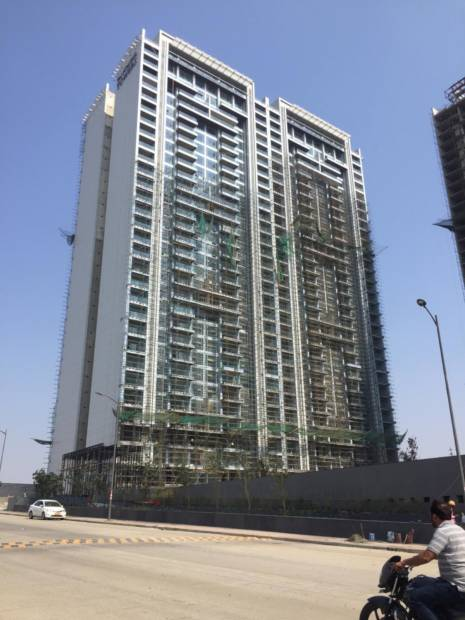 Images for Construction Status of Panchshil Towers