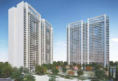 Images for Elevation of Panchshil Towers