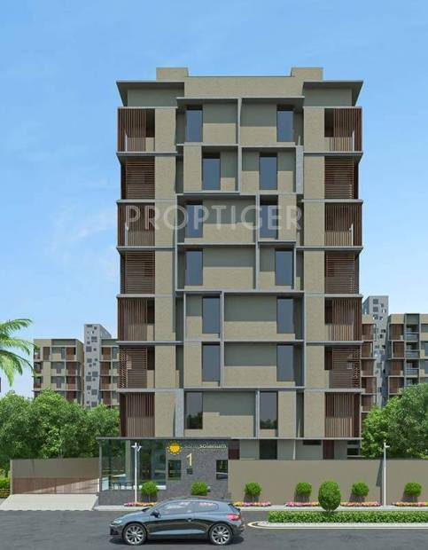 Images for Elevation of Rajyash Solarium 1