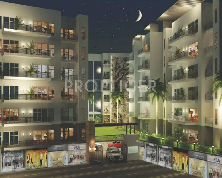 Images for Elevation of AKVS Surya Heights