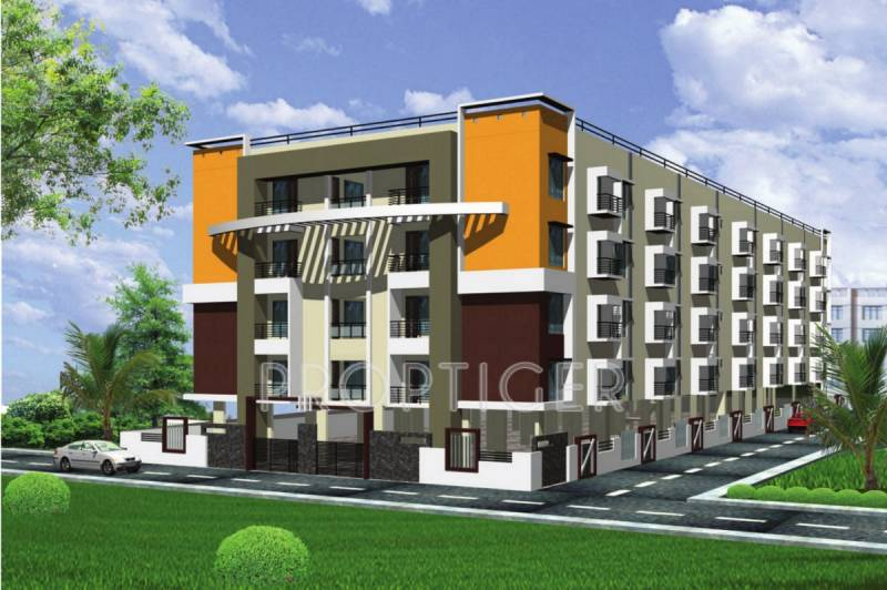 lotus Images for Elevation of Sree Yogaa Varun Construction Varun Lotus
